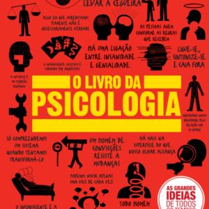 O livro da psicologia As grandes ideias de todos os tempos. R$59,99
