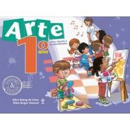 Interagir e Crescer - Arte – 1º ano -DIDÁTICO Livro indicado para alunos do 1º ano da Escola Adventista. R$ 52,99