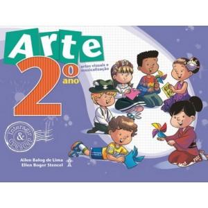 Interagir e crescer -Arte – 2º ano Livro indicado para alunos do 2º ano da Escola Adventista. Autor: Ailen Rose Balog de Lima e Ellen Boger Stencel. R$ 52,99