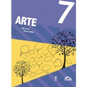 ARTE INTERATIVA 7º ANO Autor: Agla Mendes de Melo Lessa e Marla Ebinger Moraes Livro indicado para alunos do 7º ano da Escola Adventista.R$61,91