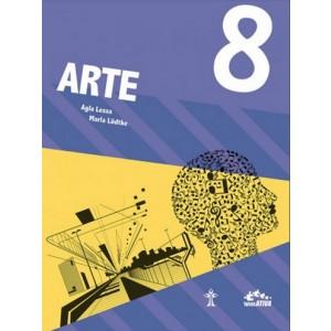 ARTE INTERATIVA 8º ANO Autor: Agla Mendes de Melo Lessa e Marla Ebinger Moraes Livro indicado para alunos do 8º ano da Escola Adventista. R$ 61,91
