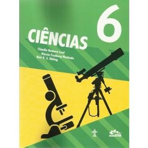 Livro CIÊNCIAS INTERATIVA 6º ANO. R$ 115,99