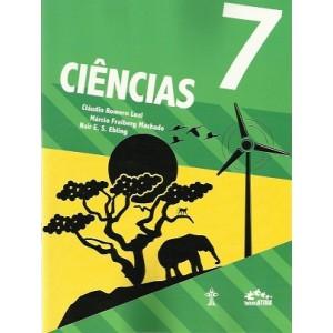 CIÊNCIAS INTERATIVA 7º ANO Autor: Cláudio Romero Leal, Márcio Fraiberg Machado e Nair Elias dos Santos Ebling Livro indicado para alunos do 7º ano da Escola Adventista.R$115,99