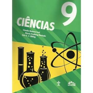 Livro CIÊNCIAS INTERATIVA 9º ANO Autor: Cláudio Romero Leal, Márcio Fraiberg Machado e Nair Elias dos Santos Ebling. POR: R$115,99