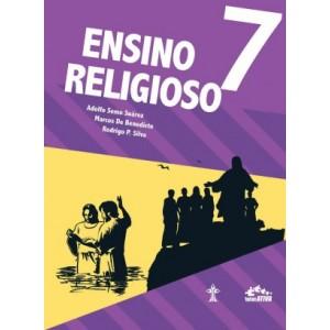 ENSINO RELIGIOSO INTERATIVA - 7º ANO Autor: Adolfo Semo Suárez, Marcos de Benedicto e Rodrigo P. Silva. R$101,91