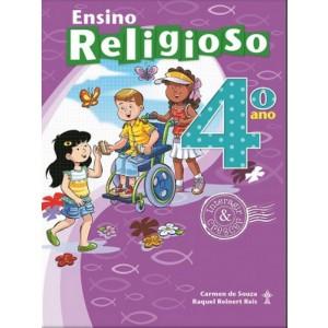 Livro ENSINO RELIGIOSO - INTERAGIR E CRESCER - 4º ANO Autor: Carmen de Souza e Raquel Reinert Reis Livro indicado para alunos do 4º ano da Escola Adventista. R$ 76,43