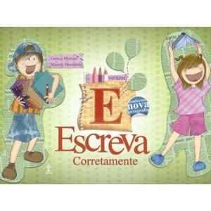 ESCREVA CORRETAMENTE - VOL. E - R$ 63,10