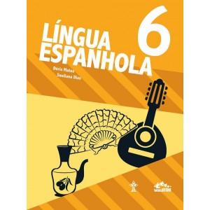LÍNGUA ESPANHOLA 6º ANO Autor: Sueliana Cardoso Nascimento Dias Língua Espanhola - Interativa - 6º ano - Lançamento 2017. R$106,05