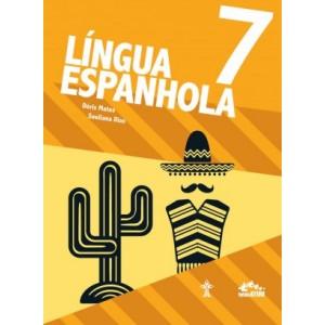 Livro Língua Espanhola - Interativa - 7º ano - Lançamento 2017 Livro indicado para alunos do 7º ano da Escola Adventista.R$106,09