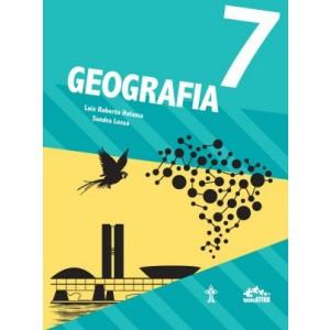 GEOGRAFIA - INTERATIVA - 7º ANO Autor: Luas Roberto Halama e Sandra Lessa.R$92,99