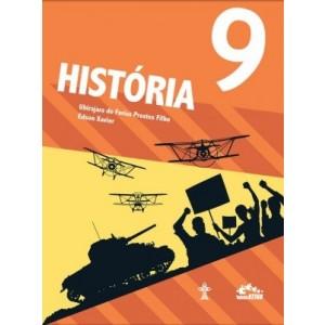 Livro HISTÓRIA INTERÁTIVA - 9º ANO Autor: Edson Xavier e Ubirajara de Farias Prestes Filho -POR:R$115,99