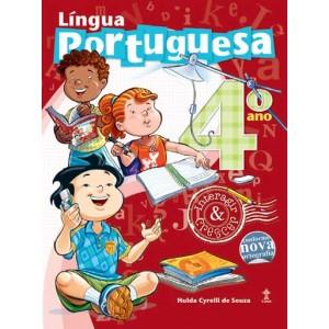 LÍNGUA PORTUGUESA - INTERAGIR E CRESCER - 4º ANO Autor: Hulda Cyrelli de Souza Livro indicado para alunos do 4º ano da Escola Adventista.R$ 93,50