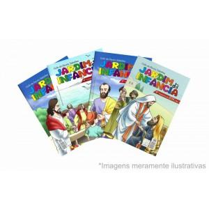 Lição da Escola Sabatina Jardim da Infância (Assinatura)-R$ 32,70