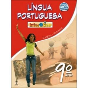 LÍNGUA PORTUGUESA - INTERÁTIVA - 9º ANO Autor: Eliane Hosokawa Imayuki, Gerusa Martins e Miriam Maranhão. POR: R$108,93