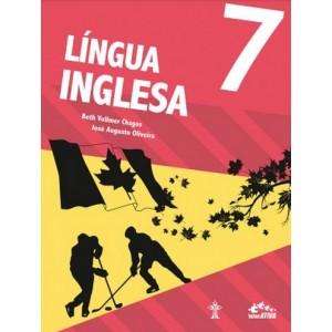 LÍNGUA INGLESA INTERATIVA 7º ANO Autor: Beth Vollmer Chagas e José Augusto Oliveira.R$106,09