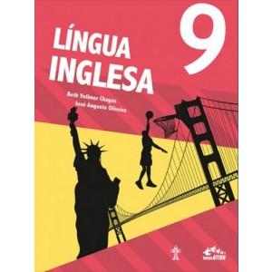 Livro LÍNGUA INGLESA INTERATIVA - 9º ANO Autor: Beth Vollmer Chagas e José Augusto Oliveira -POR: R$106,05
