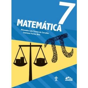 MATEMÁTICA INTERATIVA - 7º ANO Autor: Luis Trovon de Carvalho e Lourisnei Fortes Reis. R$117,17