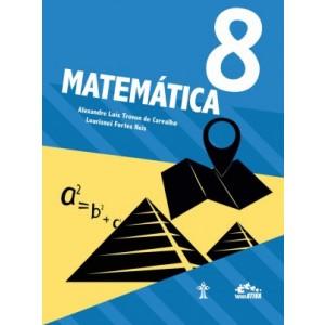 MATEMÁTICA INTERATIVA - 8º ANO Autor: Luis Trovon de Carvalho e Lourisnei Fortes Reis.R$116,44