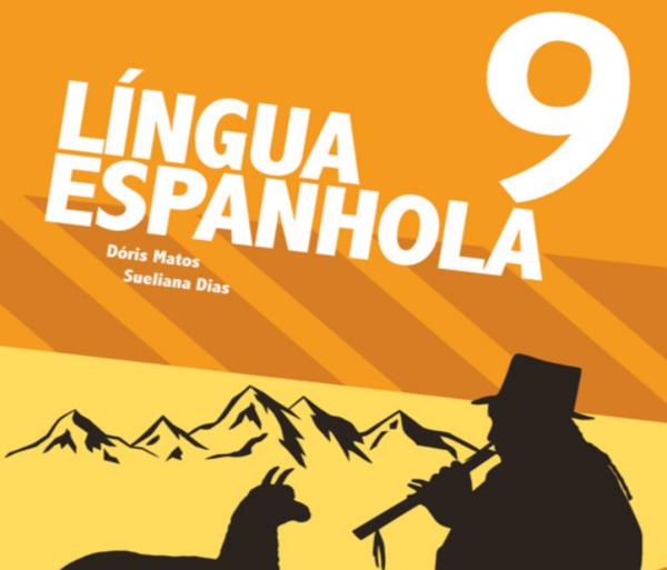 LÍNGUA ESPANHOLA 9 ANO R$ 97,01